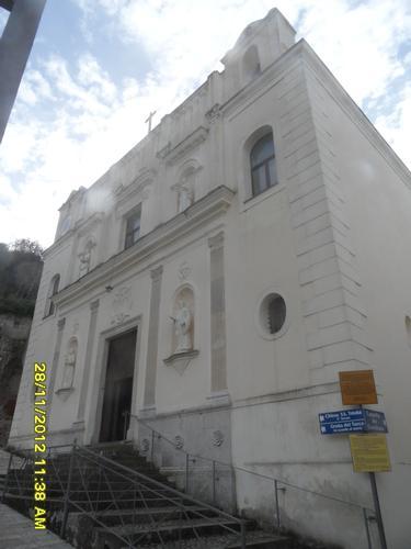 Santuario SS Trinità - Gaeta (1439 clic)