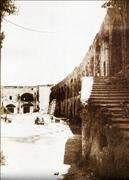 Bastione Annunziata - Interno - Gaeta (1892 clic)