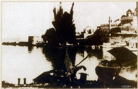 Gaeta - La guerra (1856 clic)