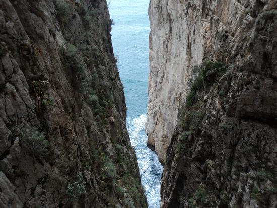 Montagna Spaccata - Gaeta (3398 clic)