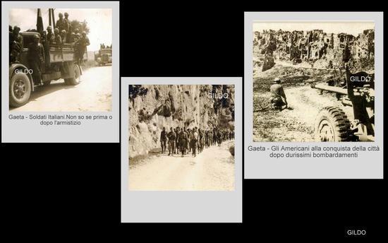 Gaeta - La guerra (1975 clic)