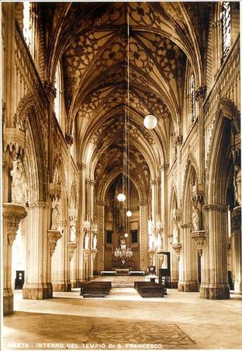 Chiesa di San Francesco - 1930 circa - Gaeta (4245 clic)