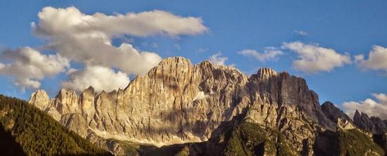 Monte Civetta (3220 metri) - Alleghe (1389 clic)