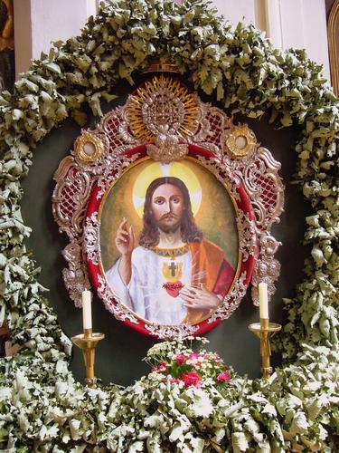 Sacro Cuore di Gesù Misericordioso - Castelrotto (3547 clic)