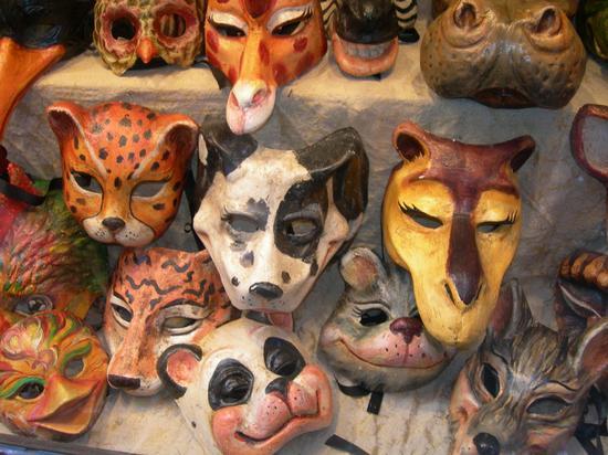 venezia, maschere (1598 clic)