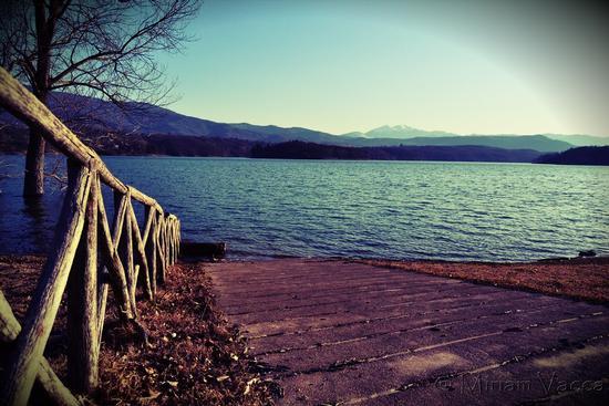 Vesro l'acqua - Lago del Pertusillo -  - inserita il 22-May-12