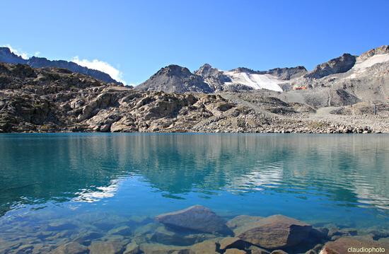 ghiacciaio allo specchio - Tonale (2067 clic)