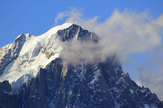 gruppo del monte Bianco - Courmayeur (5417 clic)