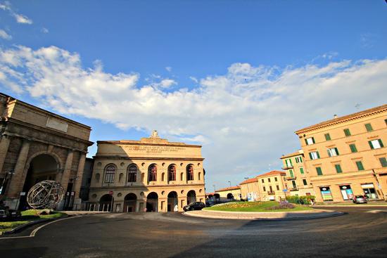 Teatro Sferisterio - Macerata (1708 clic)