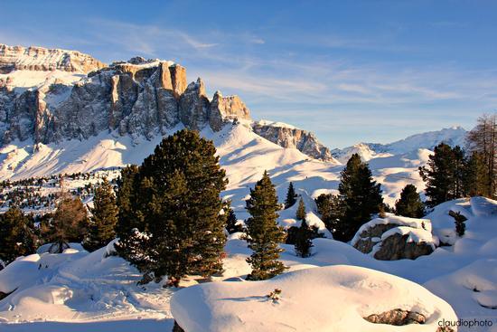 Torri del Sella  - Selva di val gardena (4165 clic)
