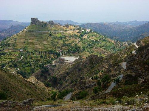 Provincia di Reggio Calabria- Melito di Porto Salvo- Bova (1333 clic)