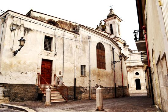 chiesa madre - Trinitapoli (710 clic)