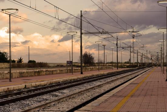 stazione di  trinitapoli - TRINITAPOLI - inserita il 18-Jan-13