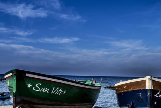 barche - SAN VITO POLIGNANO - inserita il 03-Mar-14