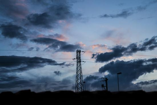 tramonto - Trinitapoli (1029 clic)