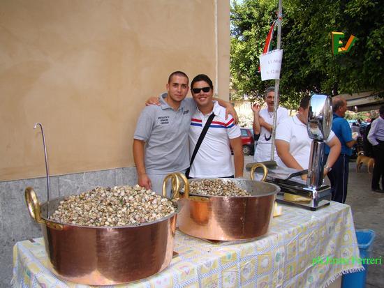 La Kalsa - Venditore di lumache - Palermo (7835 clic)