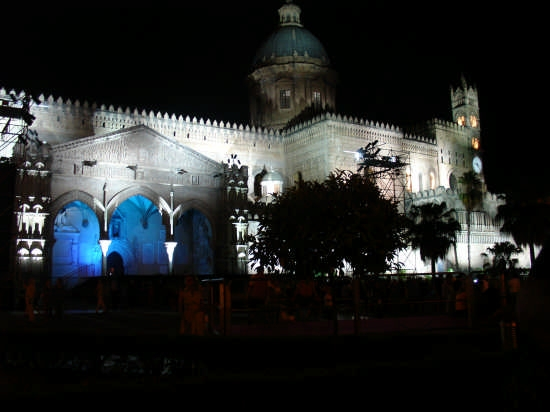 Cattedrale - Palermo (5083 clic)