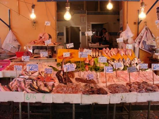 Mercato di Ballarò - Palermo (12778 clic)