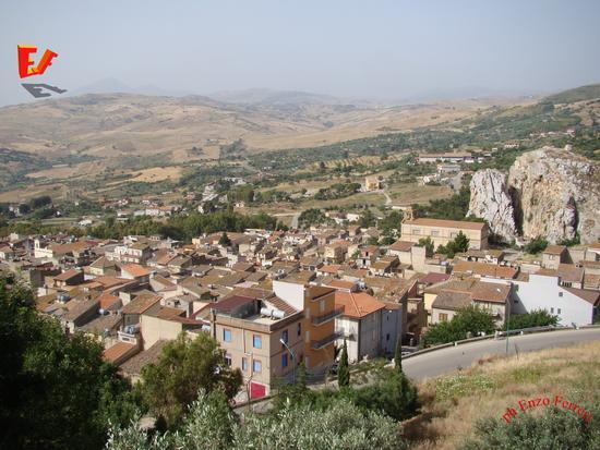 Panorama - Roccapalumba (6586 clic)