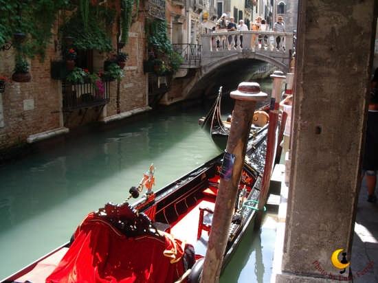 canale - Venezia (3050 clic)