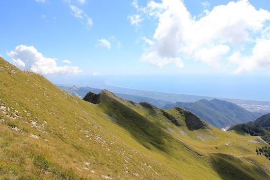 dal monte Sagro - Carrara (1436 clic)