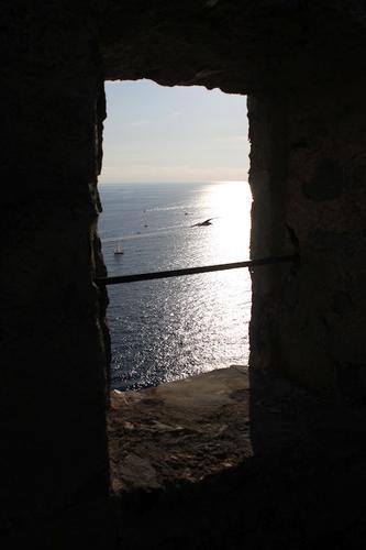 Dal castello - Porto venere (2339 clic)