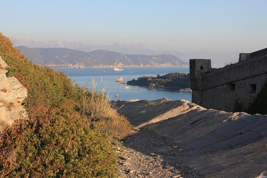 Il Castello - Porto venere (1658 clic)