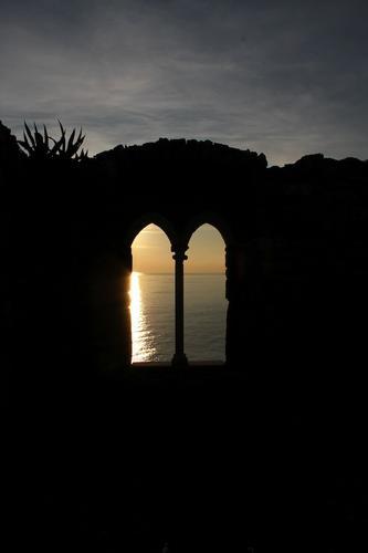 verso sera - Porto venere (1931 clic)