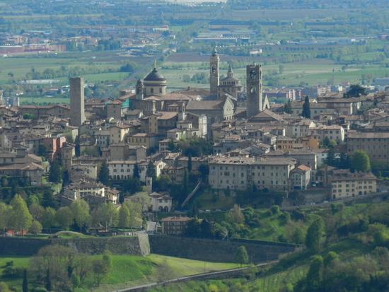Bergamo Alta - Ponteranica (1640 clic)