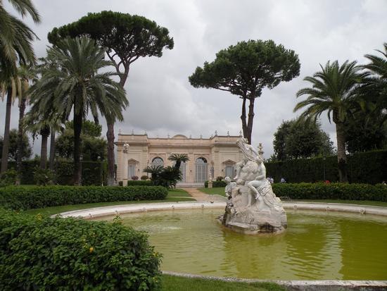 giardini del quirinale - Roma (1653 clic)