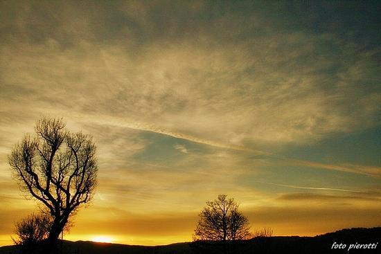 tramonto - Pavullo nel frignano (6805 clic)
