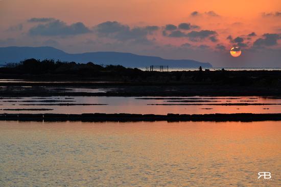 Riscoperti tramonti - Saline di trapani (2750 clic)