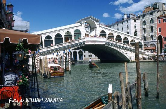 Ponte Rialto - Venezia (1002 clic)