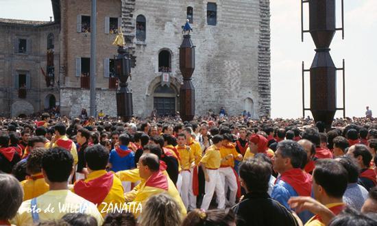 Corsa dei Ceri - Gubbio (1524 clic)