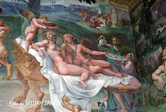 Palazzo del Te - Mantova (1547 clic)