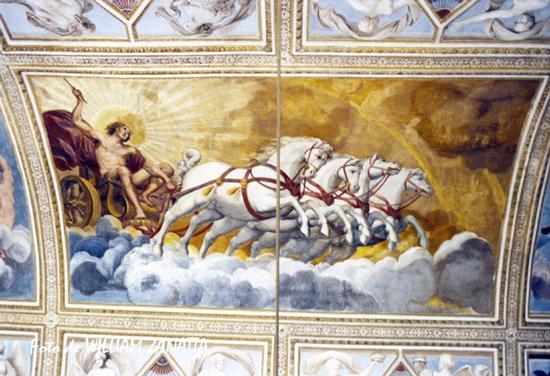 Palazzo Ducale - Mantova (1539 clic)