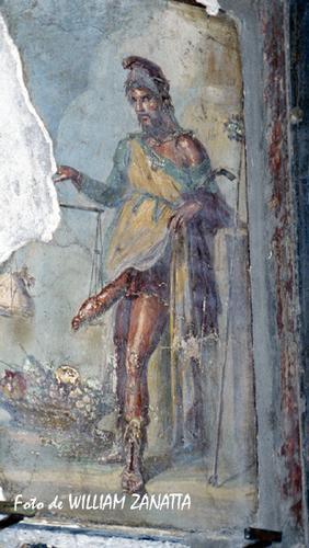 Casa di Priapo - Pompei scavi (2132 clic)