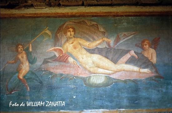 Casa di Venere - Pompei scavi (1571 clic)
