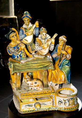 Museo Internazionale delle Ceramiche - Faenza (1092 clic)