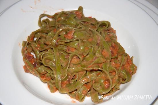 Tagliatelle verdi alle ortiche - Sasso marconi (1216 clic)