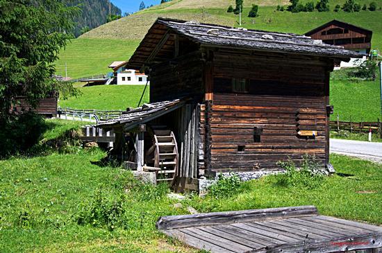 Antico mulino a Selva dei Molini (1378 clic)