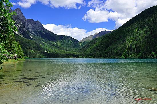 Lago Anterselva - Anterselva di sopra (1700 clic)