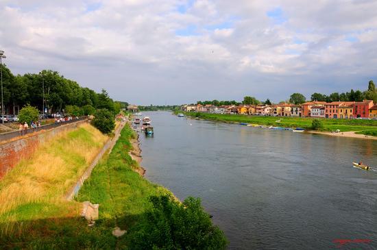 Fiume Ticino Pavia (3584 clic)