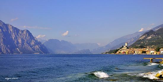 Panorama  - Malcesine (2481 clic)