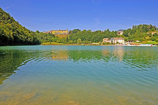 Lago di Lavarone (860 clic)