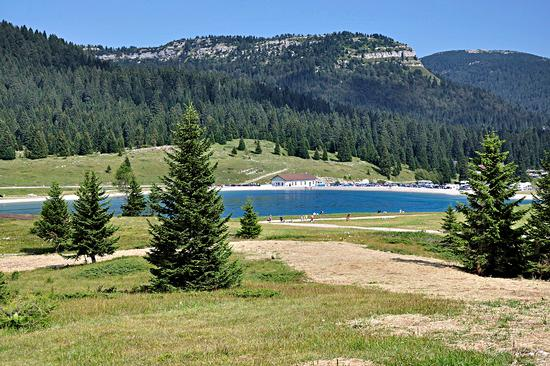 Lago a Passo Coe - Folgaria (1263 clic)