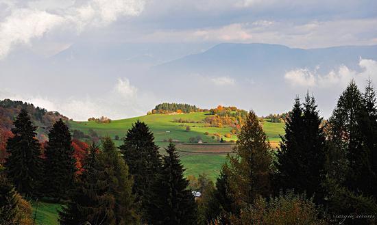 Ultimi giorni d'autunno - Brentonico (1013 clic)