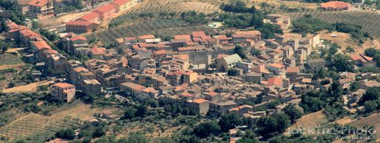 Calcarelli - Visto da Madonna Dell'Alto (2369 clic)
