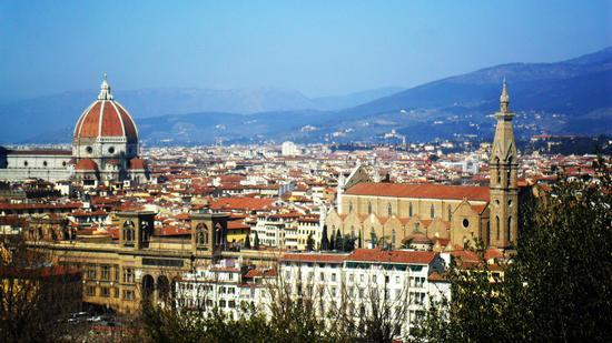 La splendida Firenze<3 - FIRENZE - inserita il 19-Apr-12