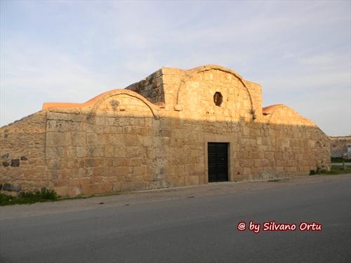 Sardegna,Cabras  San Giovanni di Sinis OR (299 clic)